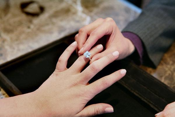 Should I Schedule My Engagement Or Wedding Rings?