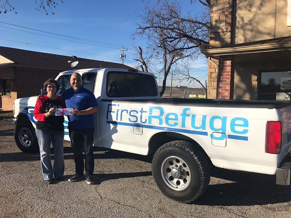 First Refuge Ministries